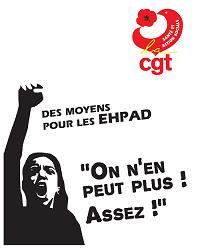"""Résultat de recherche d'images pour """"EHPAD CGT"""""""